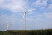 Windenergieanlagen grüne Energiewirtschaft