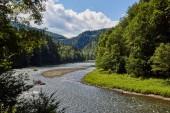 řeka Dunajec