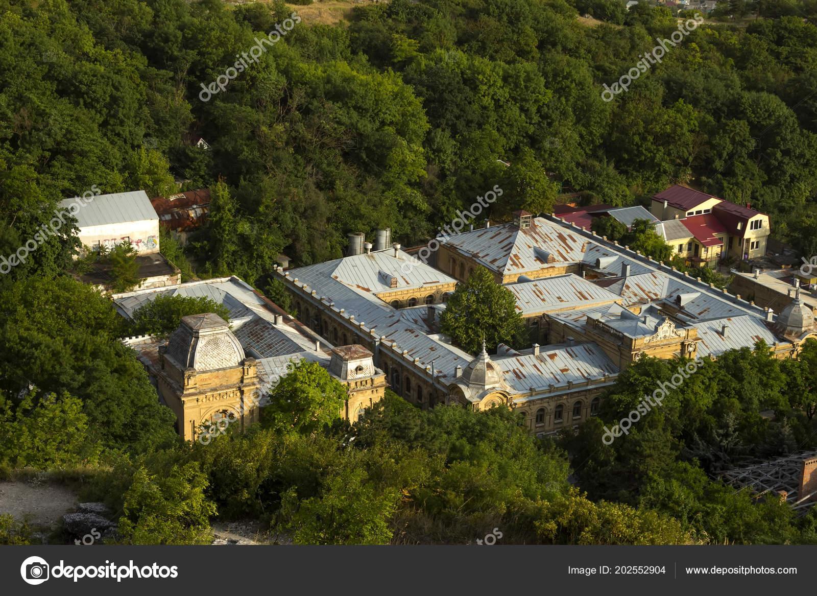 Upper Lower Pushkin Baths Most Beautiful Architectural Complex ...