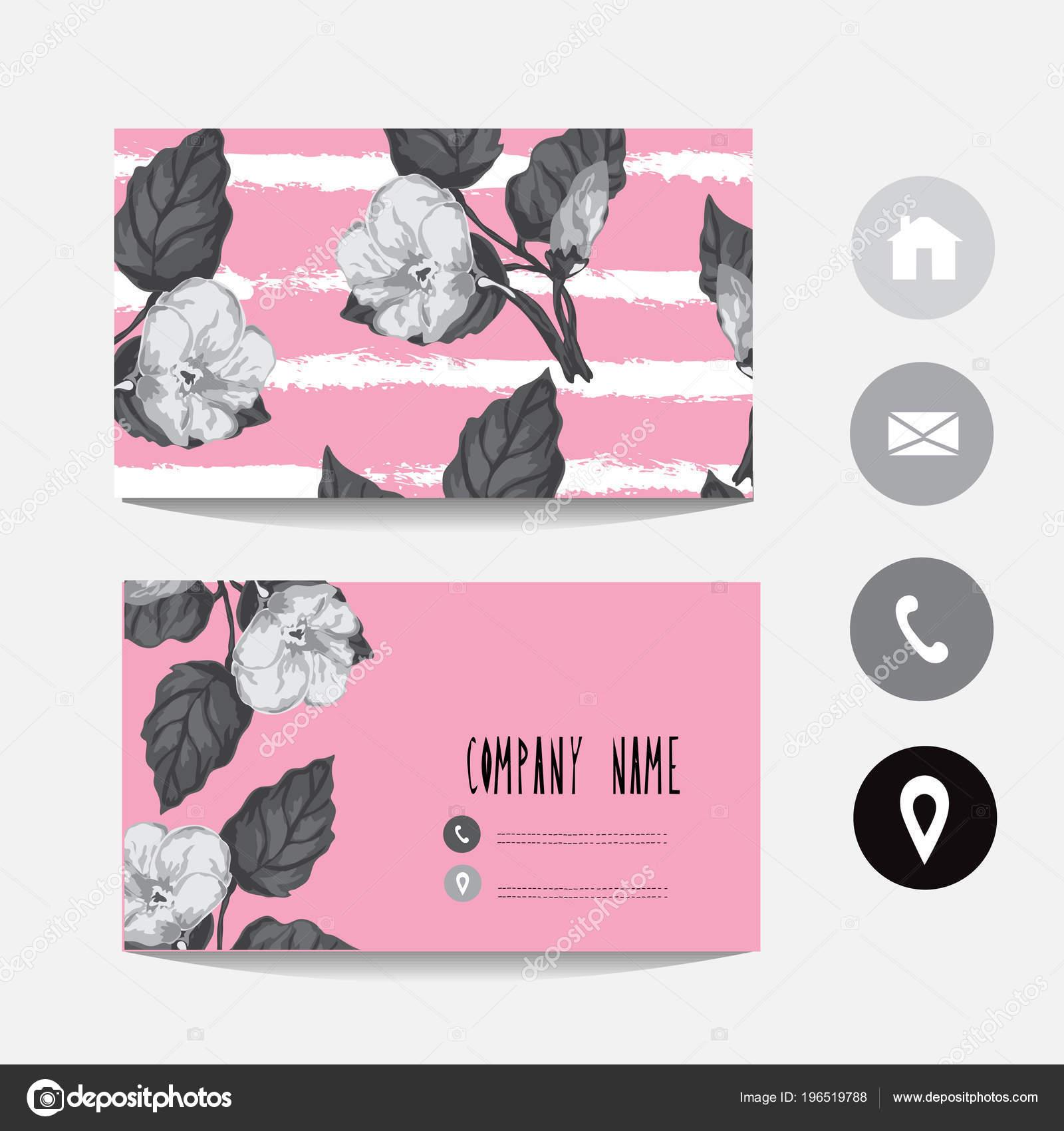 imágenes plantilla para tarjeta de presentacion plantilla tarjeta