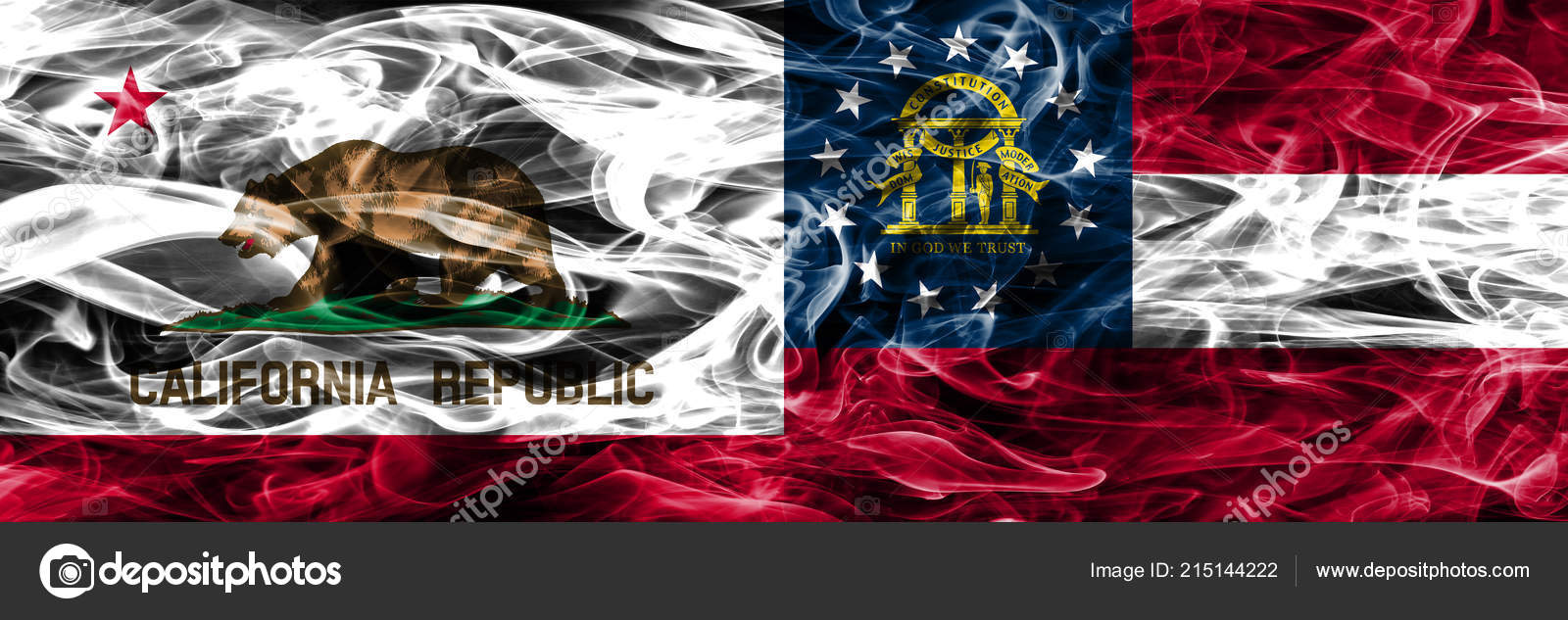 Image result for california vs georgia
