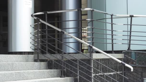 podnikatelka, chůzi do schodů