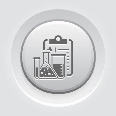 Laboratory Analysis Flat Icon