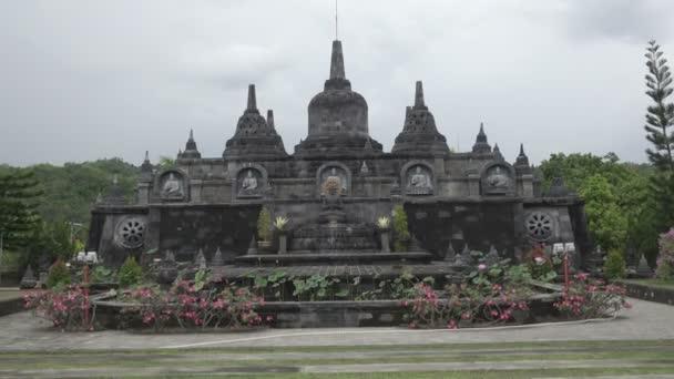 Brahma Vihara Arama buddhistický klášter, Bali, Indonésie