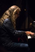 Cracow, Poland - July 5 2018: Vladiislav Sendecki live at the Summer Jazz Festival in Krakow, is the 23rd edition of the festival, which will host over 150 concerts and will perform over 500 jazz musicians