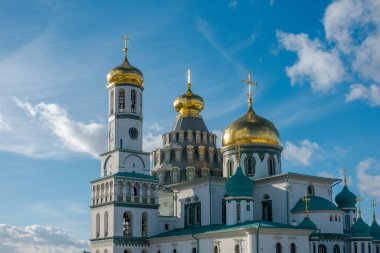 Resurrection Cathedral of the new Jerusalem monastery, Russia