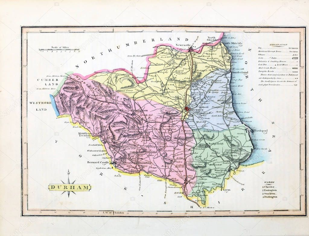 Map Of England 950.Map England Wales Stock Photo C Ruskpp 257351408