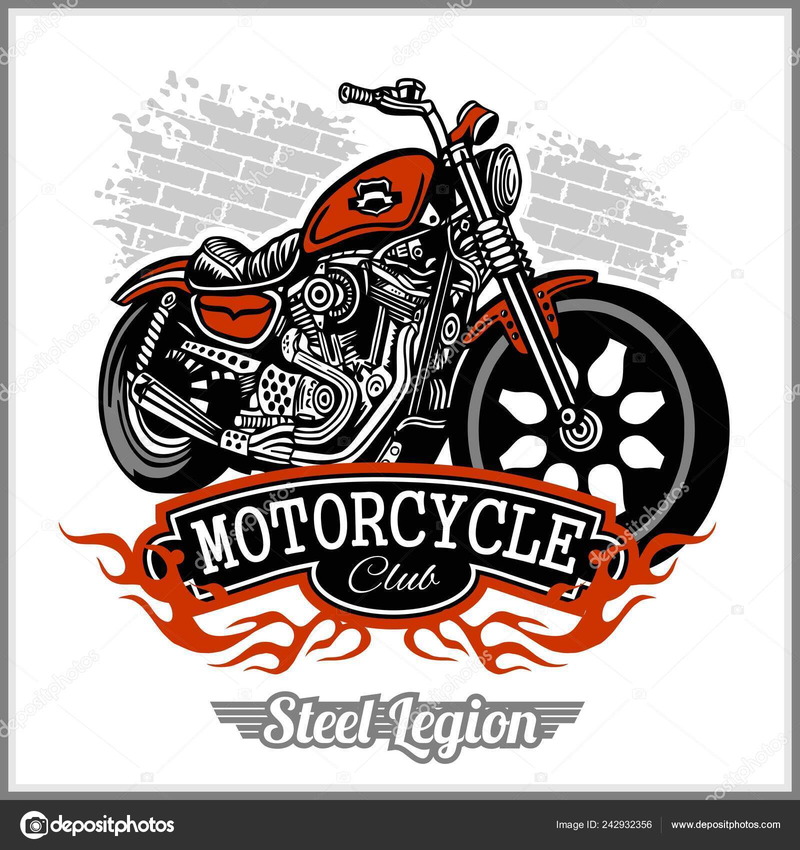 Clipart Clip Art Designs For T Shirts Motorcycle Label T