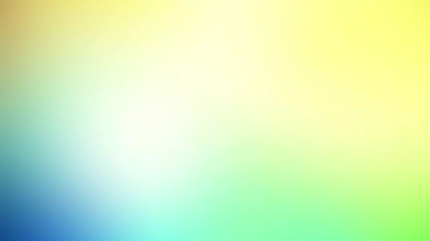 mehrfarbiger Hintergrund in Zeitlupe
