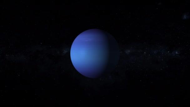 Neptunusz a nyolcadik és a legtávolabbi ismert bolygó a naptól