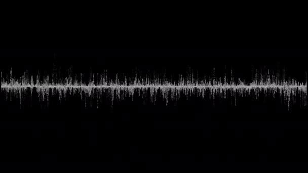 Visualisierung der Audio-Welle