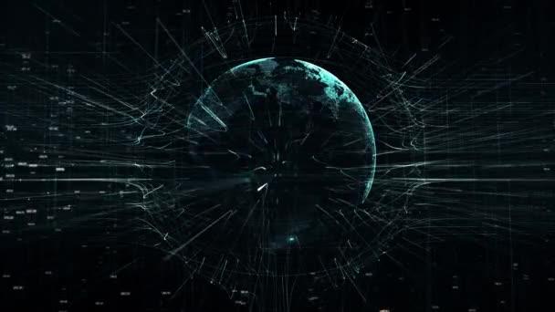 globální digitální svět