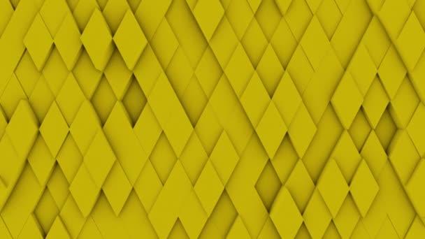 abstraktní polygonální geometrický povrch