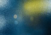kapky vody na mokré sklo s upozorňuje