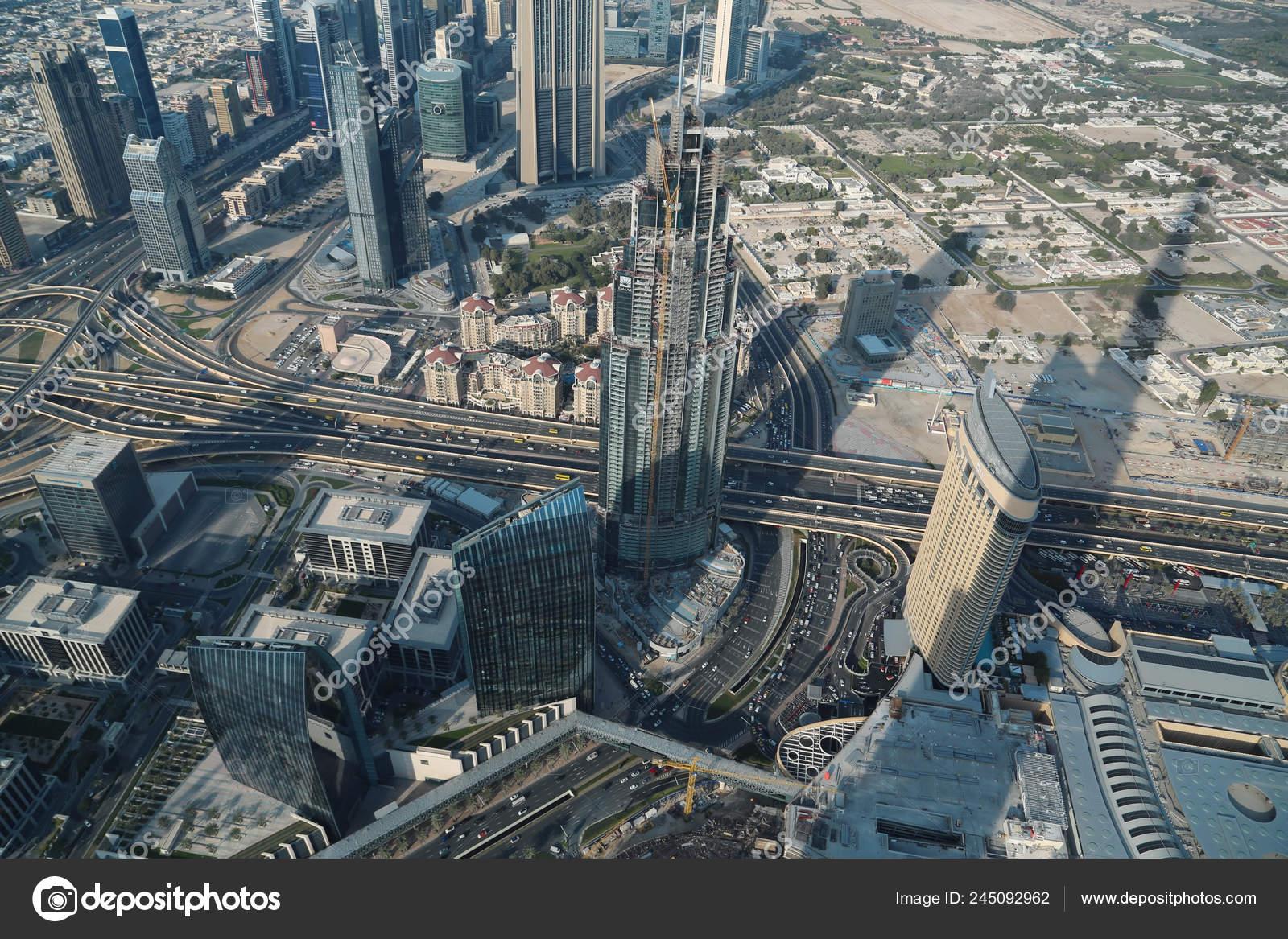 Dubai Downtown 125Th Floor Burj