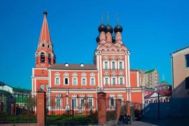 Church of St. Nicholas the Wonderworker on Bolvanovka near Tagan
