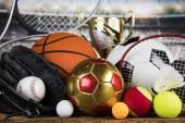 Koule v pojetí sportu, pohár a mistrovství