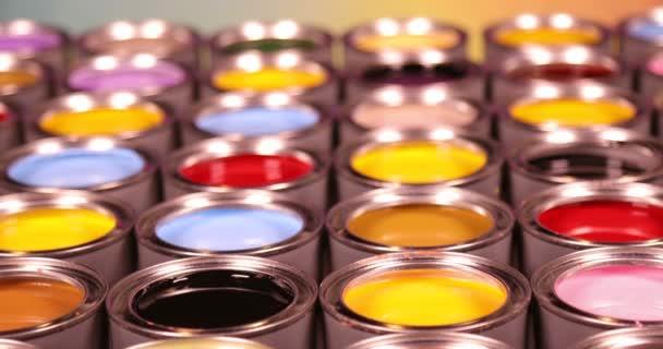 Paleta barev, můžete pozadí