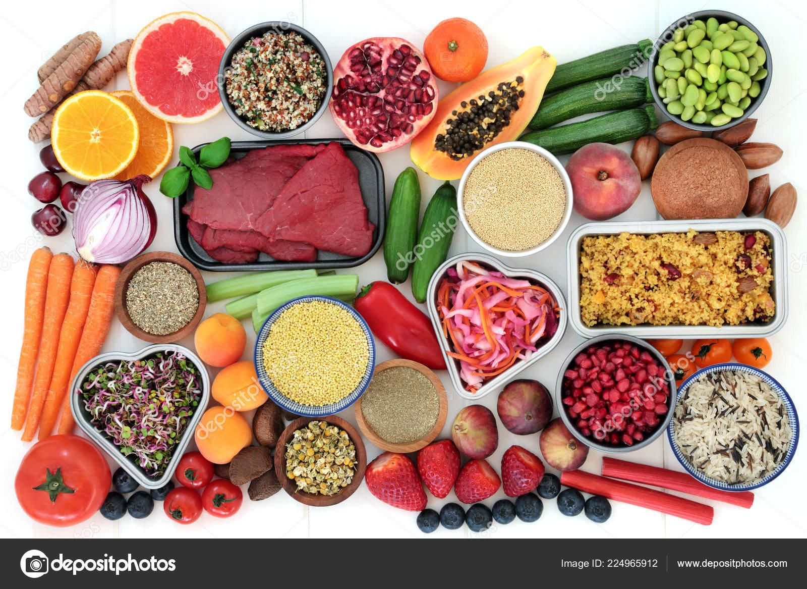 Frutas y verduras que ayudan a bajar de peso