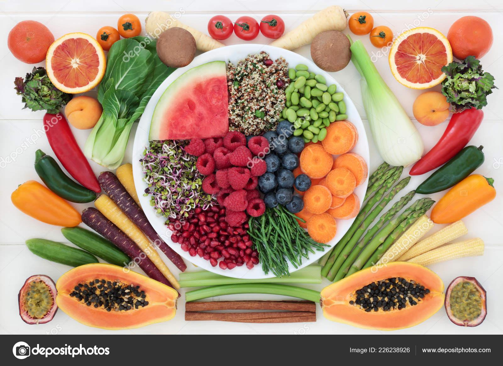 Dieta alta en fibra y proteinas