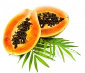 frisch und lecker-papaya
