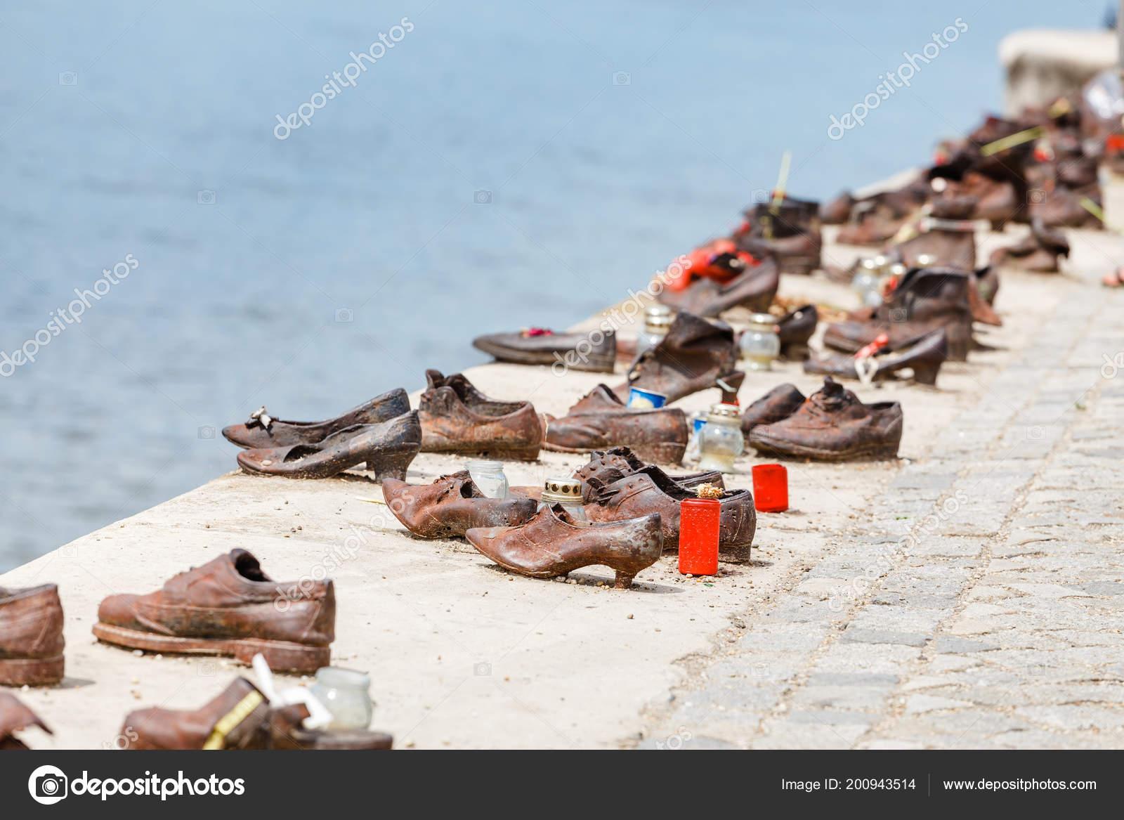 Eiserne Schuhe Denkmal Fur Judische Menschen Wahrend Des Holocaust