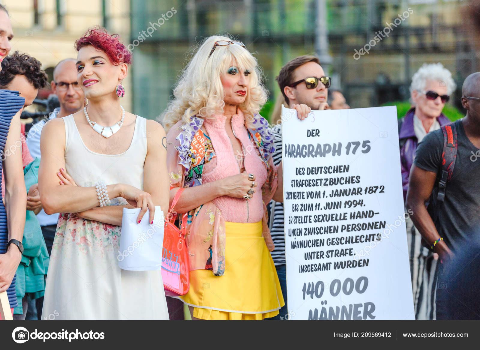 transsexual berlin