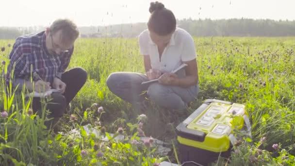 Ökológus végző üzemek a réten