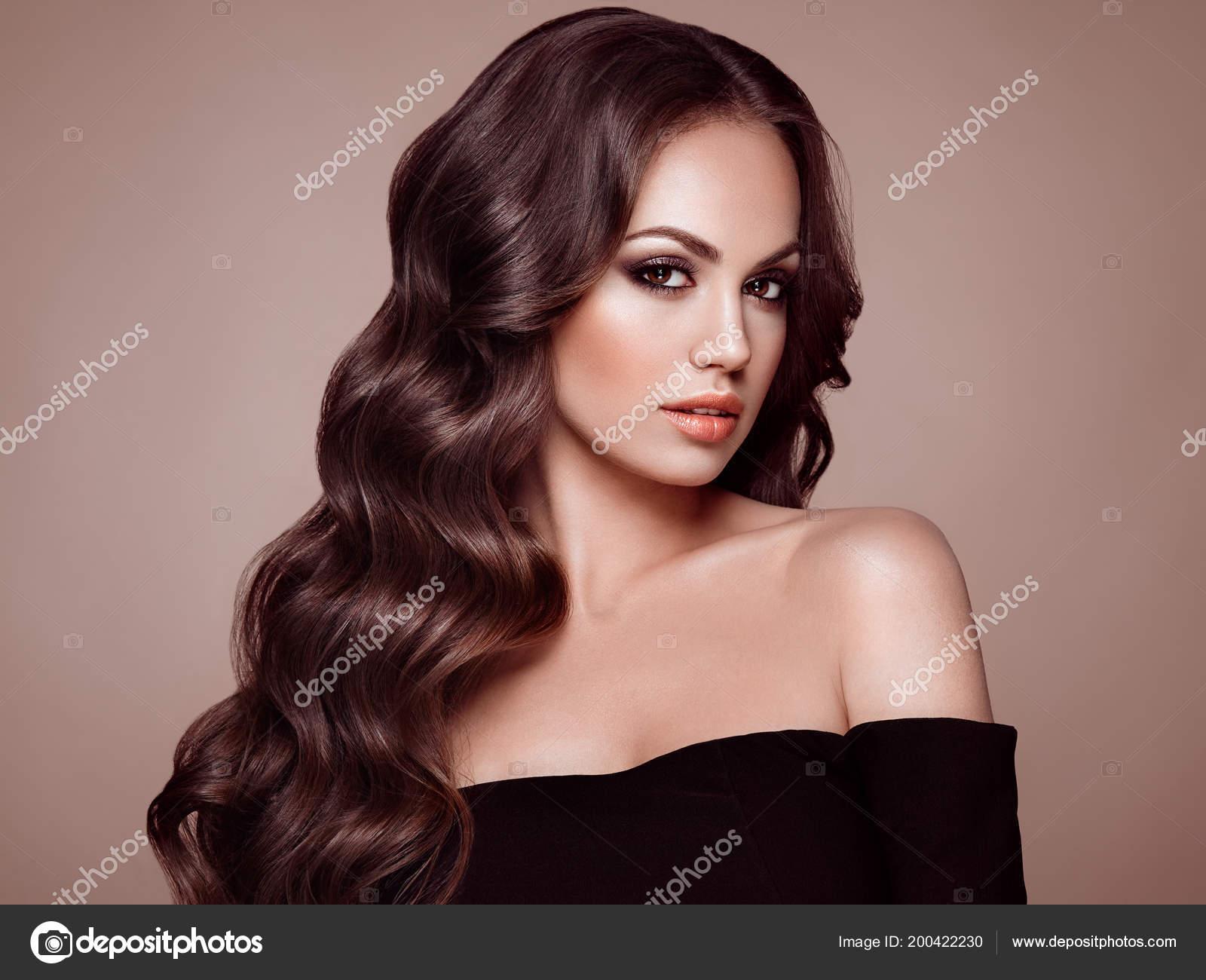 Flechtfrisuren fur lange glatte haare