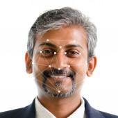 Arc-felismerés rendszer fogalmát. Indiai férfi arc azonosító szkennelés.