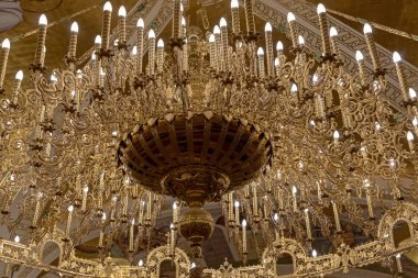 Crypt Chandelier