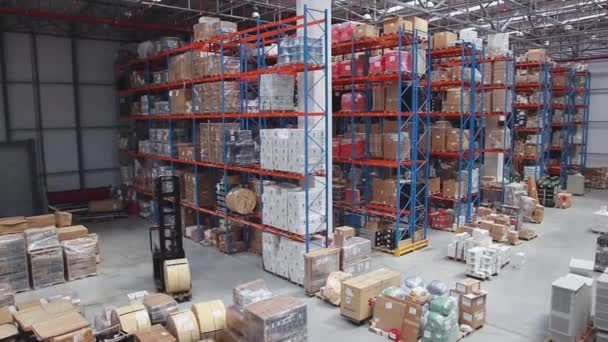 Distribution Center Warehouse Commercial Building Interior Zoom