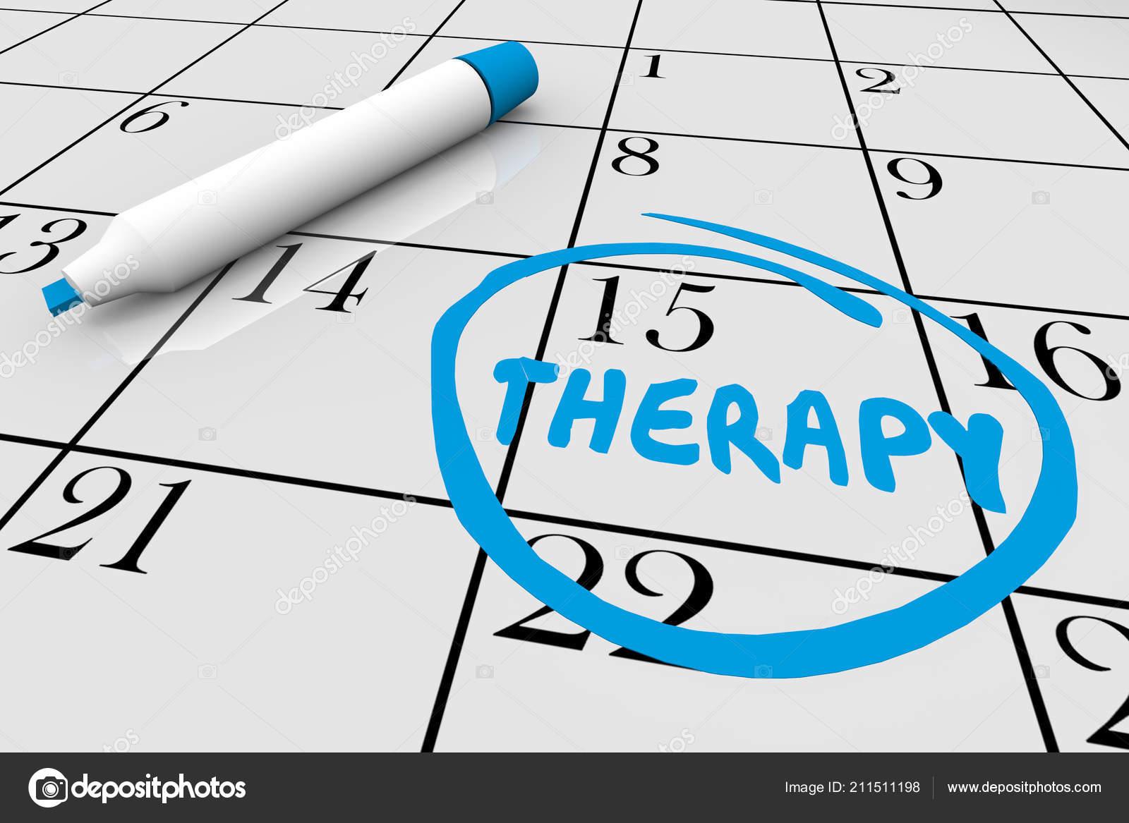 Calendario Fisico.Data Calendario Sessao Terapia Tratamento Medico Fisico
