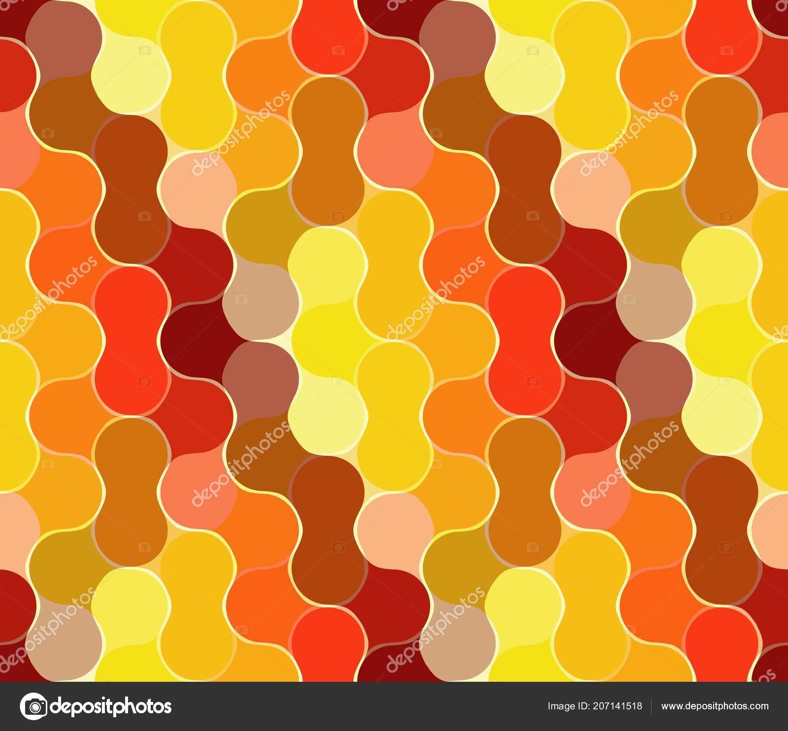 Modèle Ampoule Transparente Couleur Chaude — Image vectorielle ...
