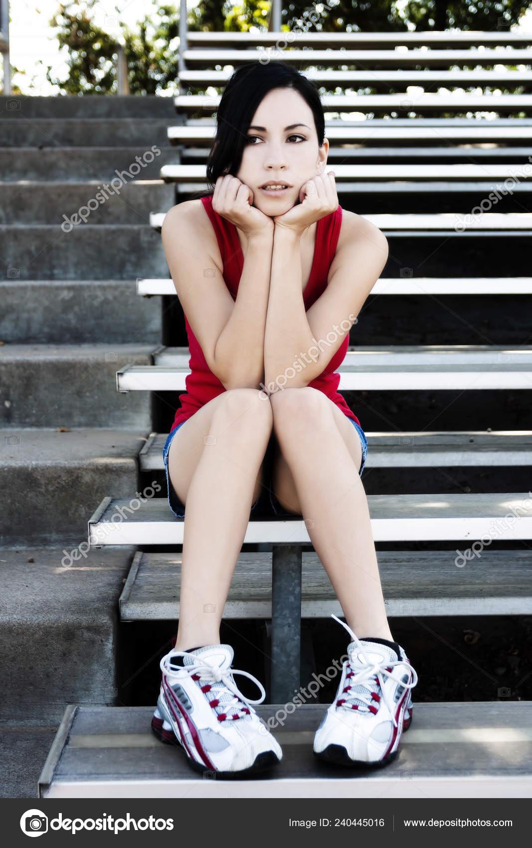 Attractive latinos teen