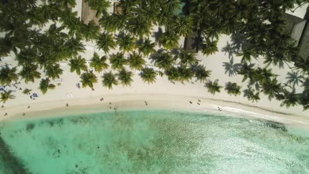 Karib-tengeri üdülőhely, a Saona-szigeten található Dominikai Köztársaság.