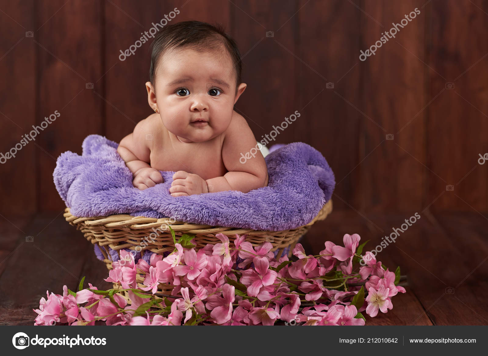 Smile Happy Cute Baby Girl Stock Photo C Dimarik 212010642