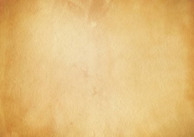 Old brown parchment paper texture background. Vintage wallpaper stock vector