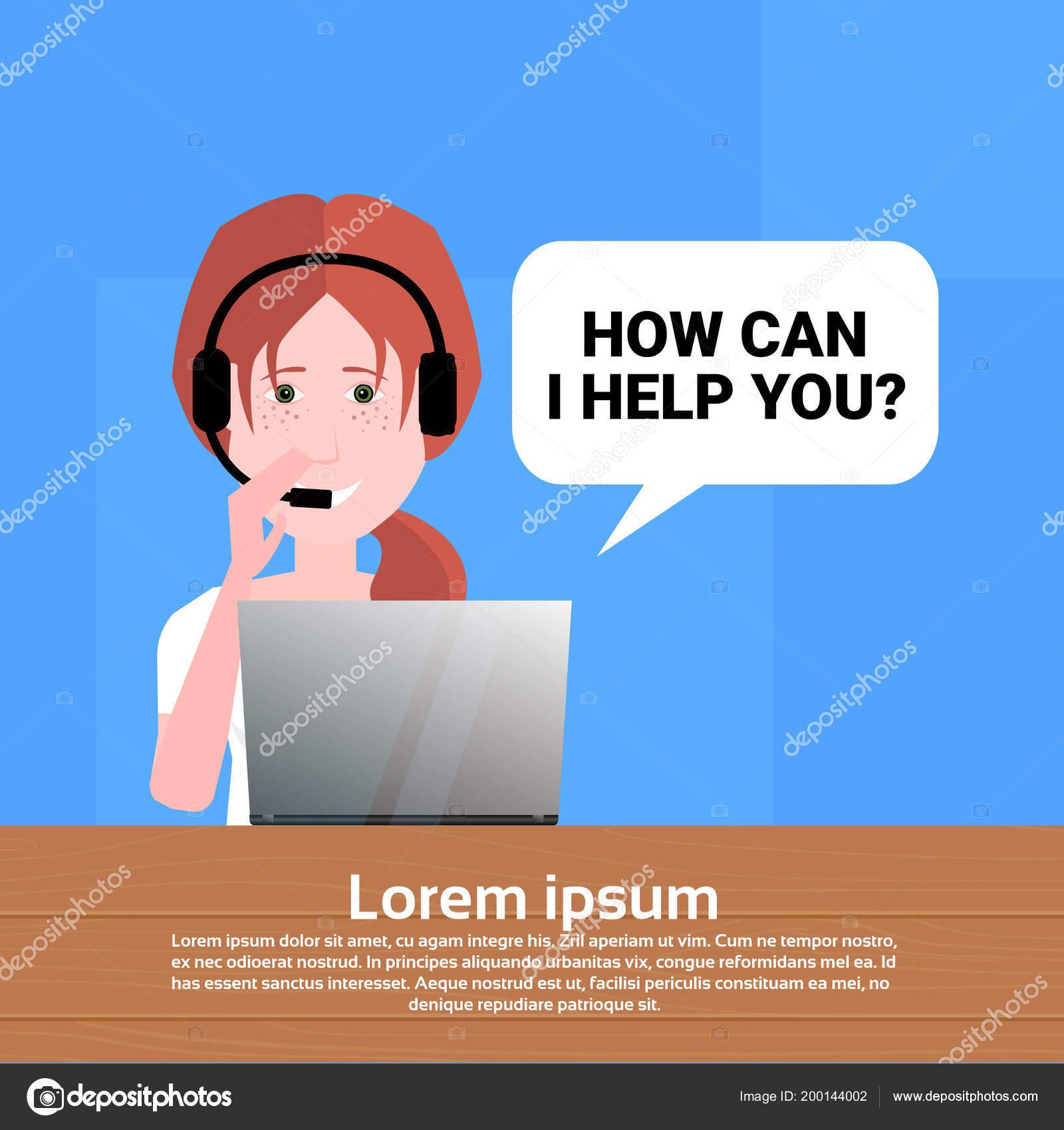 Appelez le centre casque agent femme bulle client support online opérateur,  client et l icône du service technique, le concept de tchat, copie espace  design ... a4fd6f7bd849