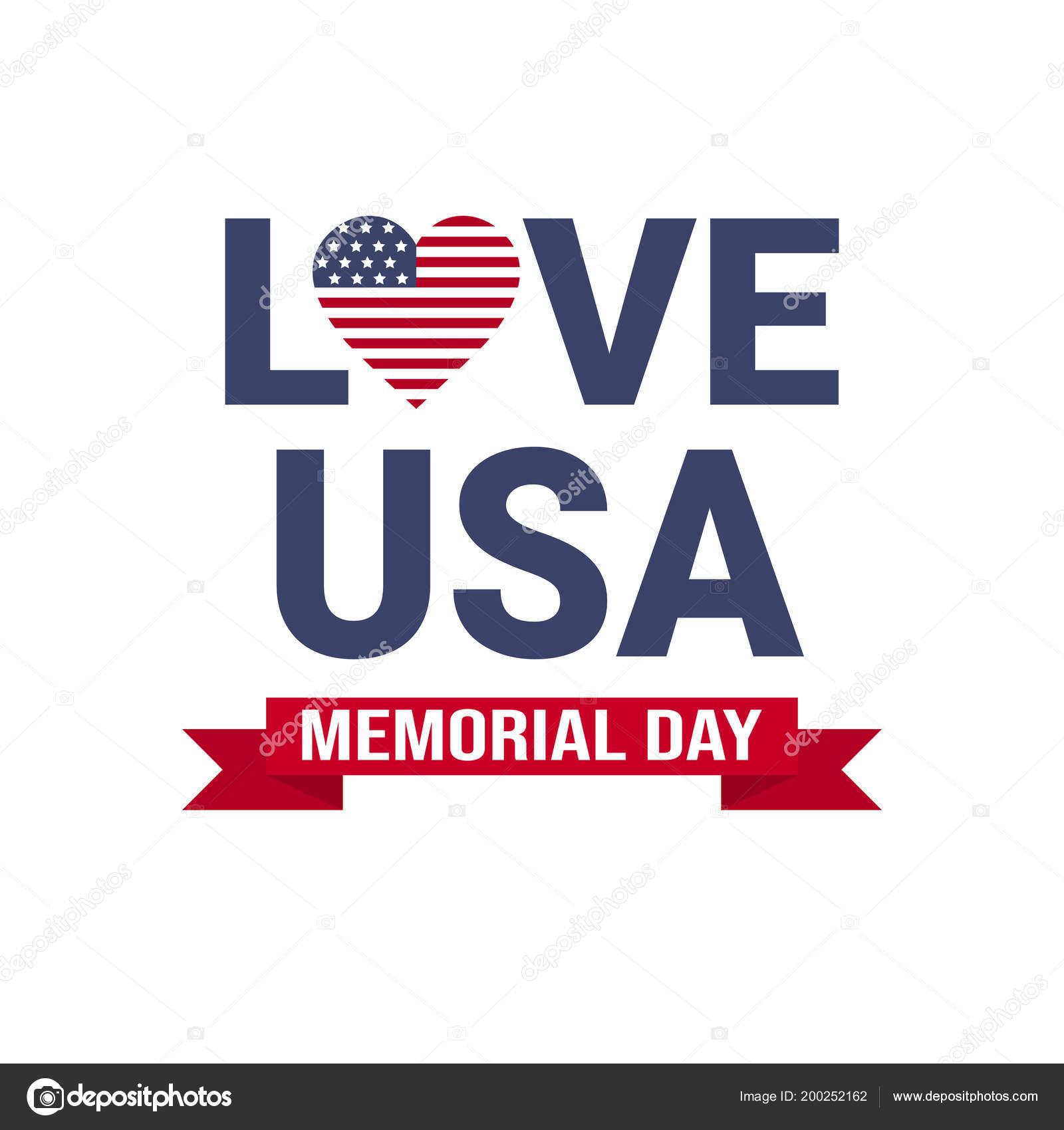 Memorial Day Usa Greeting Card Wallpaper National American Flag