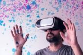 Virtuální realita ponoření, rouchem Vr headset