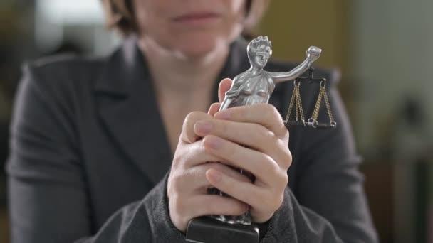 Államügyész gazdaság szobor az igazságügyi hivatal, szelektív összpontosít