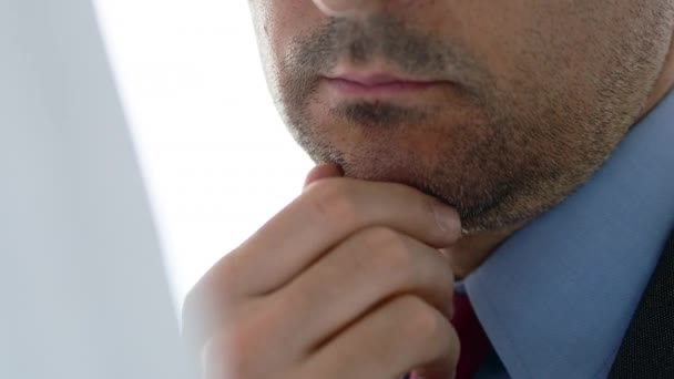 Businessman doing business financial auditing, examination and evaluation of financial reports
