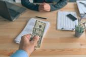 Hush peníze na úhradu úplatkářství zavést obchodní corrupti