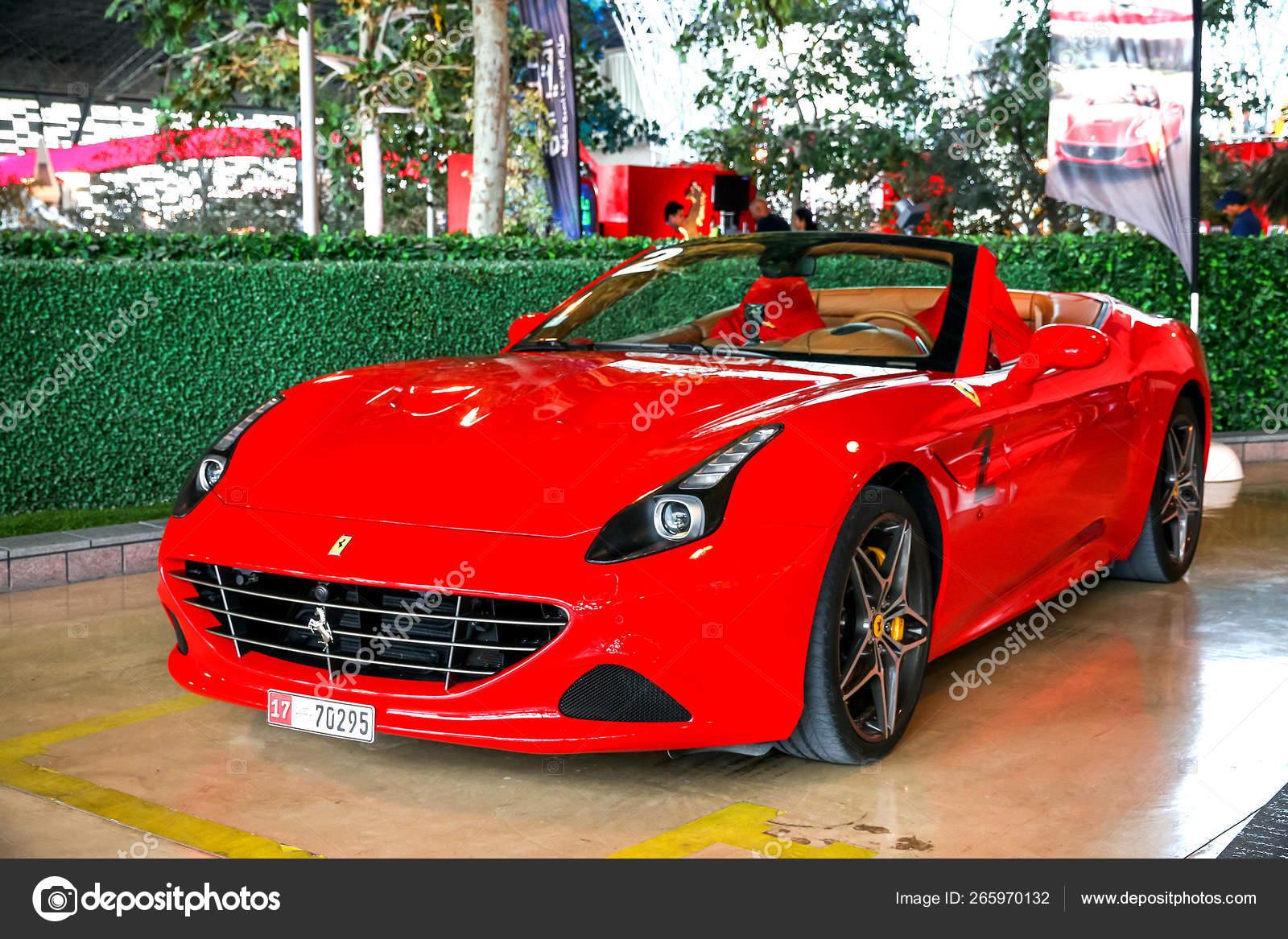 Ferrari California T Stock Editorial Photo C Artzzz 265970132