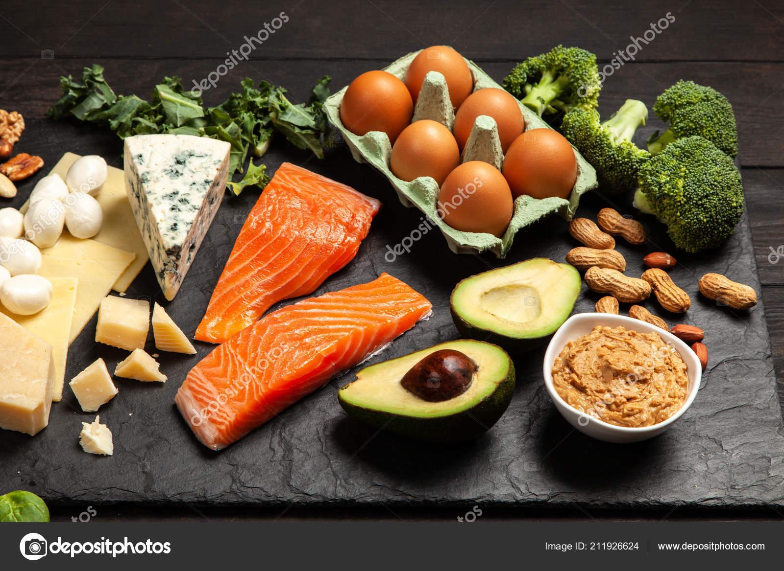 alimentos da dieta keto
