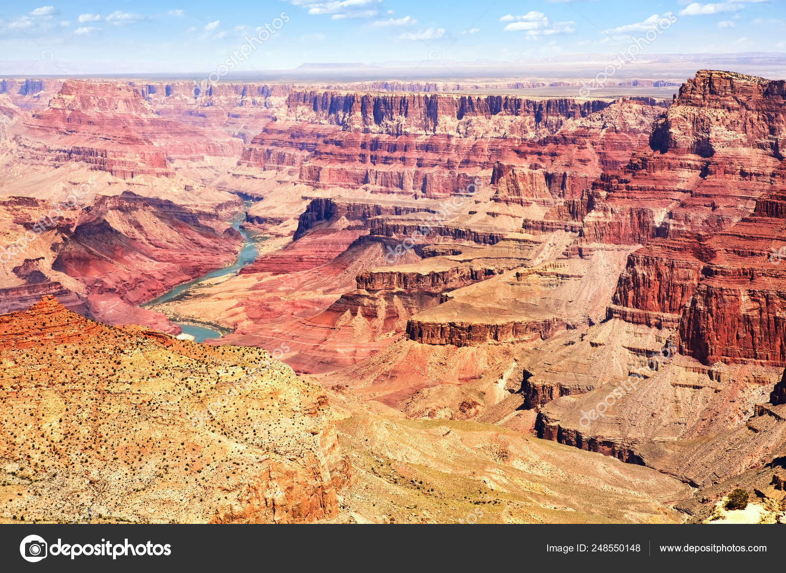 Grand Canyon National Park Stock Photo C Dibrova 248550148