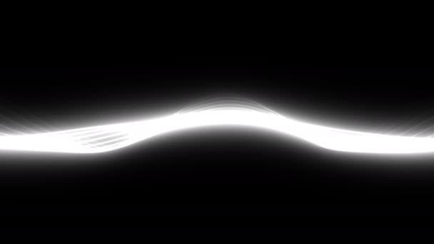 Dekorativní směsné čáry Maska centrum vodorovné směsné čáry