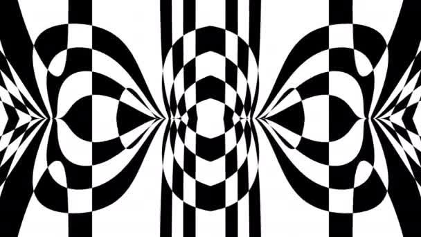Fekete rudak Központi Twist Egyesülés Függőleges oszlopok Maszk