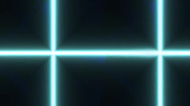 Spreading Noise Between Light Bars Beams Ripple Sound